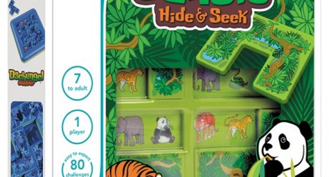 Smart Hide & Seek Jungle