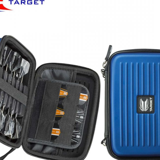 Darts Tasche Wallet Blue
