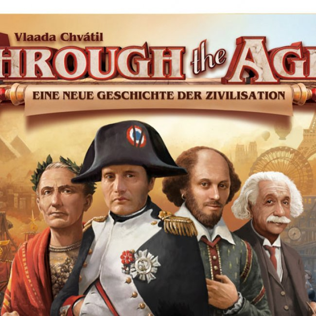 Spiel Familie E Through The Ages