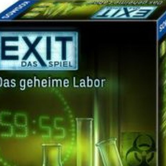 Exit Geheime Labor